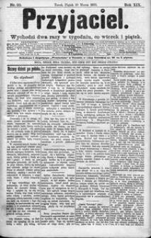 Przyjaciel : pismo dla ludu 1893 nr 20