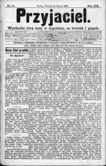 Przyjaciel : pismo dla ludu 1893 nr 21