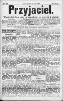 Przyjaciel : pismo dla ludu 1893 nr 38