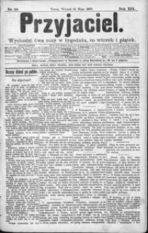 Przyjaciel : pismo dla ludu 1893 nr 39