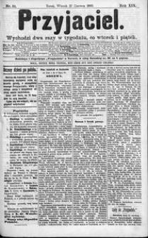 Przyjaciel : pismo dla ludu 1893 nr 51