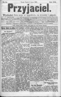 Przyjaciel : pismo dla ludu 1893 nr 54