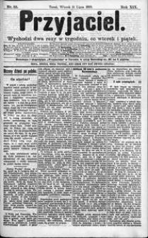 Przyjaciel : pismo dla ludu 1893 nr 55