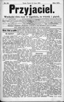 Przyjaciel : pismo dla ludu 1893 nr 58