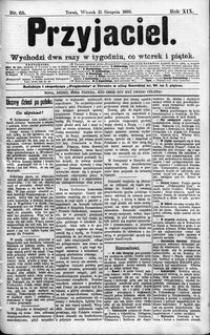 Przyjaciel : pismo dla ludu 1893 nr 65