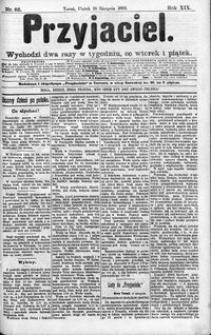 Przyjaciel : pismo dla ludu 1893 nr 66
