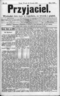 Przyjaciel : pismo dla ludu 1893 nr 67
