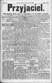 Przyjaciel : pismo dla ludu 1893 nr 73