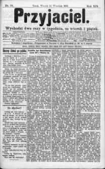 Przyjaciel : pismo dla ludu 1893 nr 77