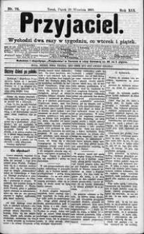 Przyjaciel : pismo dla ludu 1893 nr 78