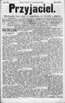 Przyjaciel : pismo dla ludu 1893 nr 85