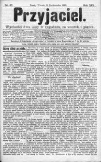 Przyjaciel : pismo dla ludu 1893 nr 87