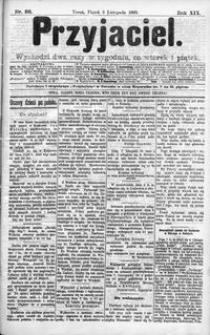 Przyjaciel : pismo dla ludu 1893 nr 88