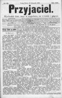 Przyjaciel : pismo dla ludu 1893 nr 90