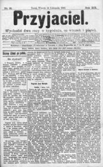 Przyjaciel : pismo dla ludu 1893 nr 91