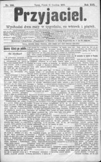 Przyjaciel : pismo dla ludu 1893 nr 100