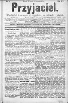 Przyjaciel : pismo dla ludu 1894 nr 5