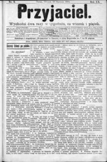 Przyjaciel : pismo dla ludu 1894 nr 9