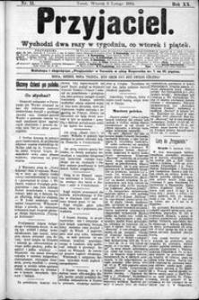 Przyjaciel : pismo dla ludu 1894 nr 11
