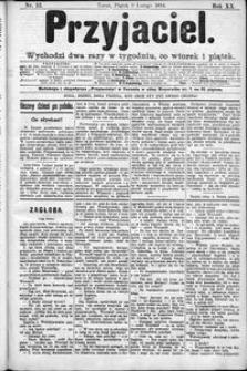 Przyjaciel : pismo dla ludu 1894 nr 12