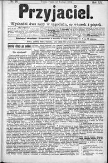 Przyjaciel : pismo dla ludu 1894 nr 16