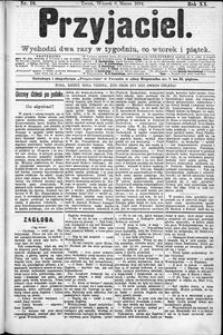 Przyjaciel : pismo dla ludu 1894 nr 19