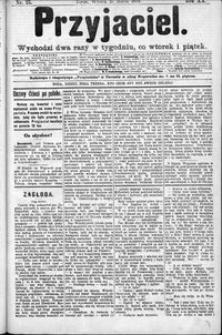 Przyjaciel : pismo dla ludu 1894 nr 25