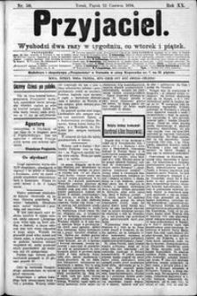 Przyjaciel : pismo dla ludu 1894 nr 50