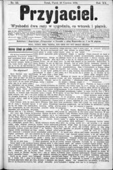 Przyjaciel : pismo dla ludu 1894 nr 52