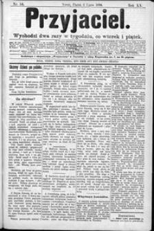 Przyjaciel : pismo dla ludu 1894 nr 54