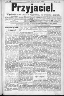 Przyjaciel : pismo dla ludu 1894 nr 56