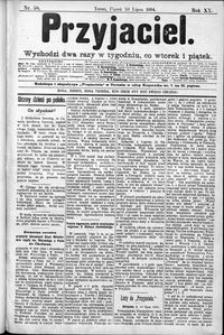 Przyjaciel : pismo dla ludu 1894 nr 58