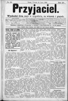 Przyjaciel : pismo dla ludu 1894 nr 59