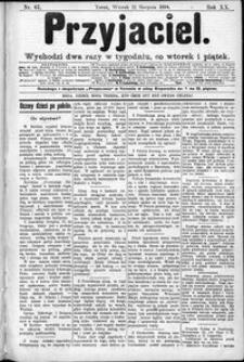 Przyjaciel : pismo dla ludu 1894 nr 67