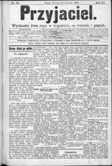 Przyjaciel : pismo dla ludu 1894 nr 69