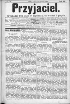 Przyjaciel : pismo dla ludu 1894 nr 70