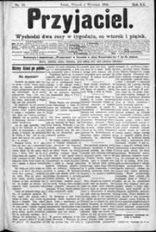Przyjaciel : pismo dla ludu 1894 nr 71