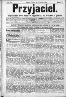 Przyjaciel : pismo dla ludu 1894 nr 75
