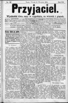 Przyjaciel : pismo dla ludu 1894 nr 77