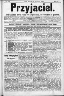 Przyjaciel : pismo dla ludu 1894 nr 78