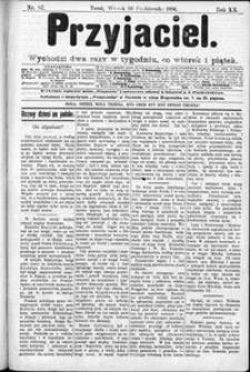 Przyjaciel : pismo dla ludu 1894 nr 87
