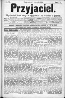 Przyjaciel : pismo dla ludu 1894 nr 90