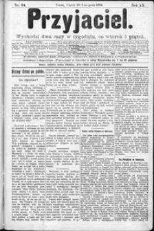 Przyjaciel : pismo dla ludu 1894 nr 94