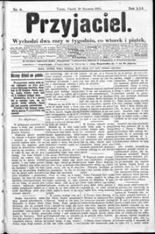 Przyjaciel : pismo dla ludu 1895 nr 6