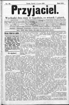 Przyjaciel : pismo dla ludu 1895 nr 10