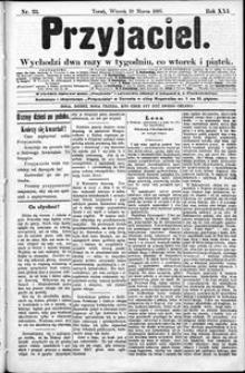 Przyjaciel : pismo dla ludu 1895 nr 23