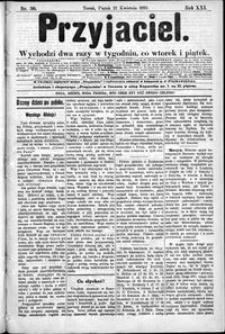 Przyjaciel : pismo dla ludu 1895 nr 30