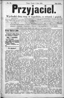 Przyjaciel : pismo dla ludu 1895 nr 36