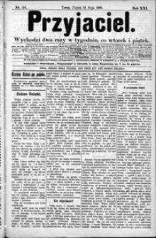 Przyjaciel : pismo dla ludu 1895 nr 44