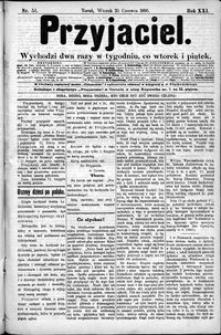 Przyjaciel : pismo dla ludu 1895 nr 51